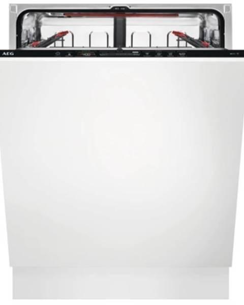 AEG Vstavaná umývačka riadu AEG FSE74608P