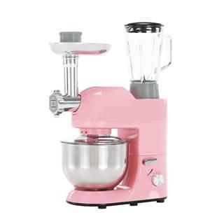 Kuchynský robot 1800 W 5 l ružová/chróm KANTE