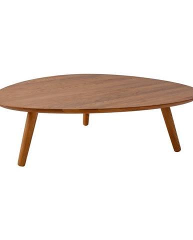 Konferenčný stolík z jaseňového dreva Ragaba Contrast Pick