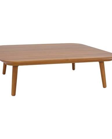 Konferenčný stolík z jaseňového dreva Ragaba Contrast Tetra