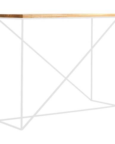 Konzolový stolík z dubového dreva Custom Form Memo