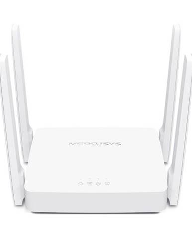 WiFi router Mercusys AC10, AC1200