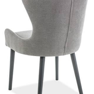 Signal Jedálenská stolička Passo Velvet