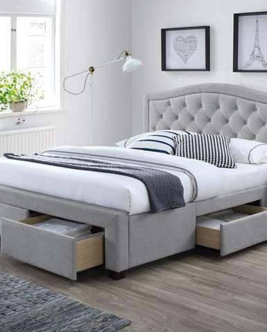 Signal Manželská posteľ Electra   140x200cm