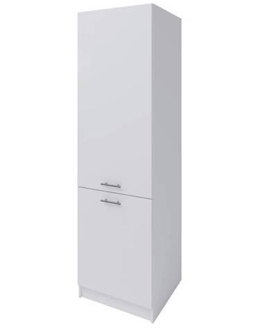 Potravinová skrinka biela ľavá FABIANA S60/210