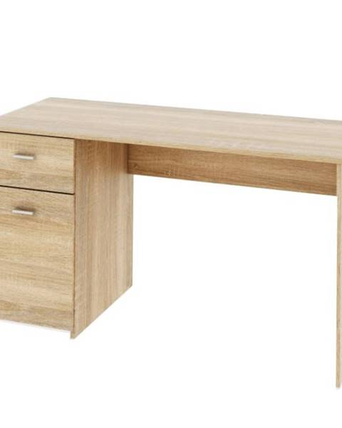Kondela PC stôl dub sonoma BANY