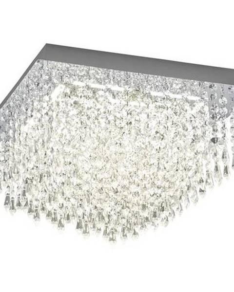 Ambia Home LED STROPNÁ LAMPA, 40 cm - chrómová