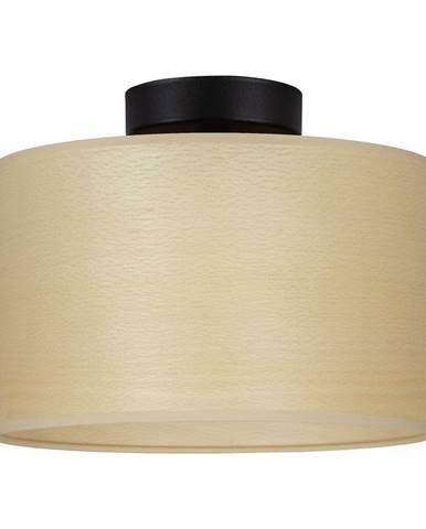 Svetlohnedé stropné svietidlo Sotto Luce Tsuri, ⌀ 25 cm