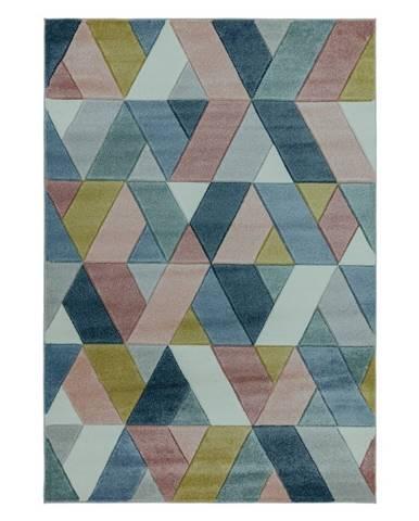 Koberec Asiatic Carpets Rhombus, 160 x 230 cm