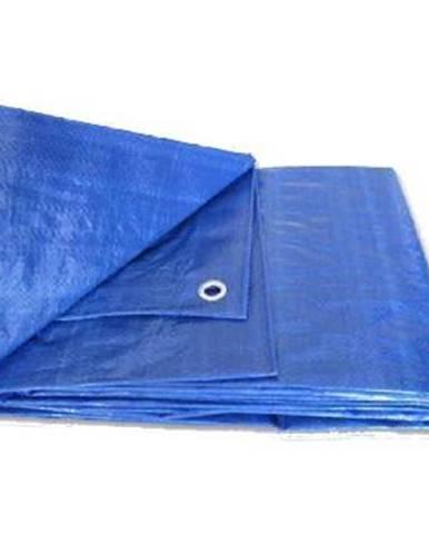 Plachta krycia 3x3 m, modrá s kovovými okami ŠTANDARD