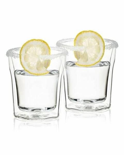 4Home 4home Termo pohár UNI Hot&Cool 80 ml, 2 ks