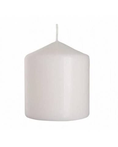 Dekoratívna sviečka Cassic Maxi biela, 9 cm