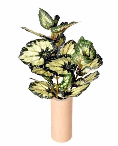 Umelá begonia, 45 cm, HTH
