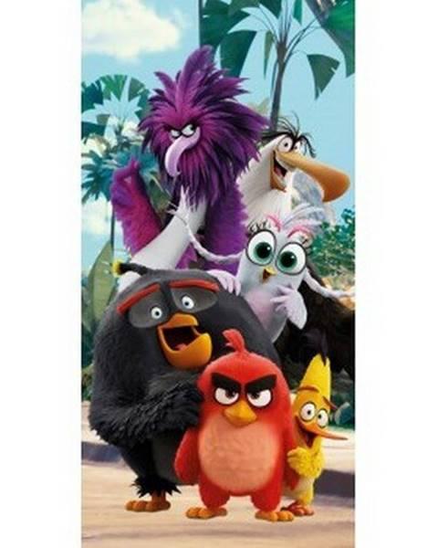 Bellatex Halantex Osuška Angry Birds movie, 70 x 140 cm