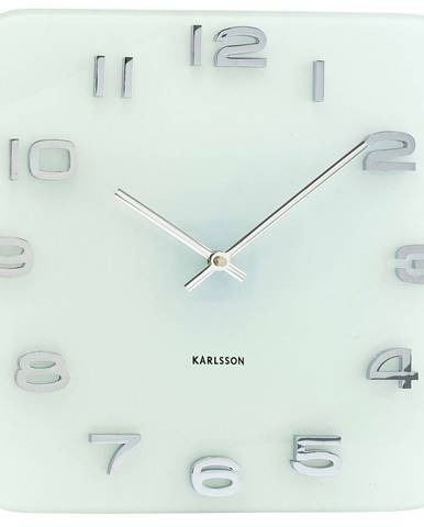 Karlsson 4399 nástenné hodiny