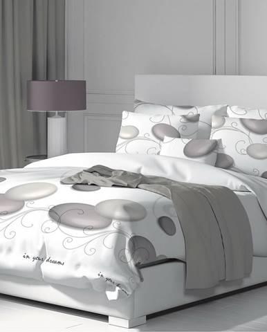 Kvalitex Bavlnené obliečky Zen, 200 x 200 cm, 2 ks 70 x 90 cm