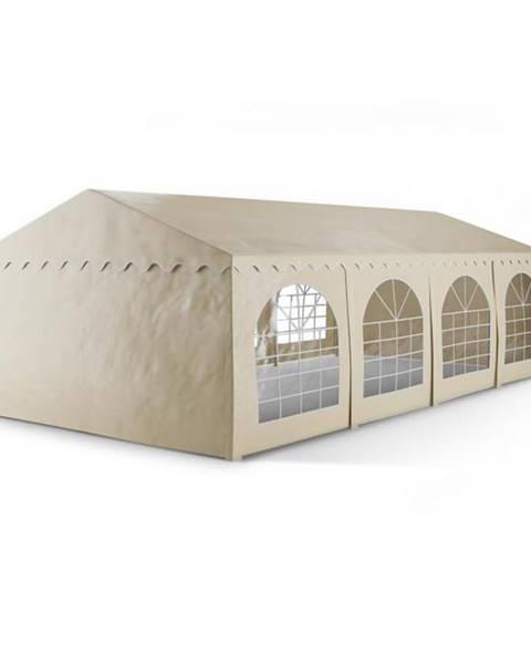 Blumfeldt Blumfeldt Sommerfest, párty stan, 4 x 8 m, 500 g/m², PVC, nepremokavý, pozinkovaný