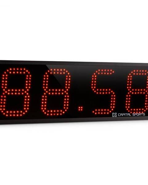 Capital Sports Capital Sports Timeter, športové digitálne hodiny, časomer, 4 číslice, signálny tón