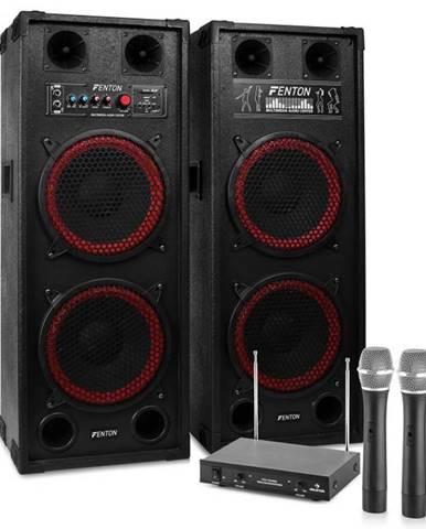 "Electronic-Star Karaoke zariadenie""STAR-Schöneberg"" reproboxy rádio mikrofón"