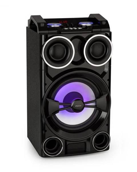 Fenton Fenton LIVE102, párty reproduktor, 300 W, USB/BT mediálny prehrávač, RGB LED, diaľkový ovládač