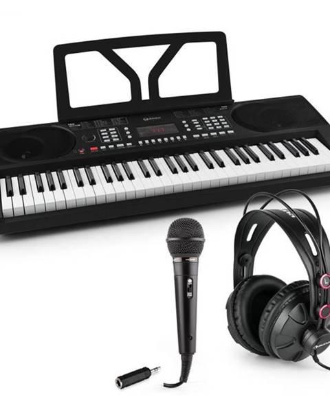 SCHUBERT SCHUBERT Etude 300, set keyboard + slúchadlá + mikrofón s adaptérom