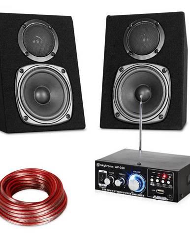 Electronic-Star Hifi Stereo Sound Set USB SD MP3 - 30 W