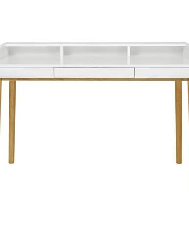 Pracovný stôl Woodman Lindenhof