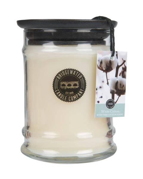 Bridgewater Candle Company Aromatická sviečka v sklenenej dóze s vôňou bavlny Bridgewater candle Company, doba horenia 65 - 85 hodín