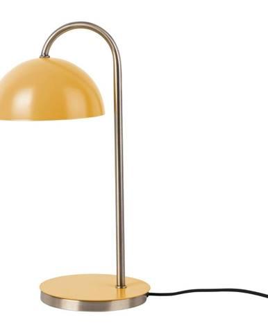 Okrovožltá stolová lampa Leitmotiv Decova
