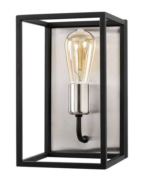 Opviq lights Čierne závesné svietidlo Opviq lights Kafes, výška 28 cm