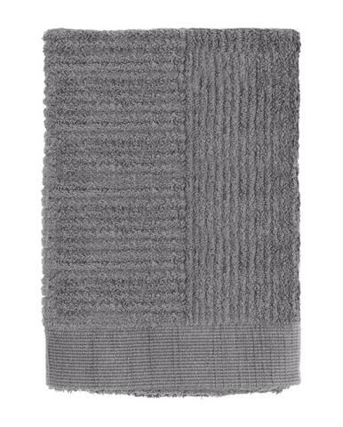 Sivý uterák Zone One, 50x70cm