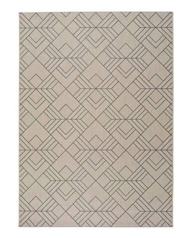 Béžový vonkajší koberec Universal Silvana Caretto, 80 x 150 cm