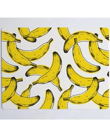 Podložka na stôl Really Nice Things Banana, 55×35 cm