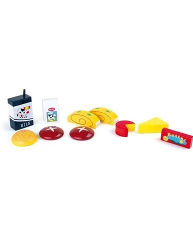 Drevená hracia sada Legler Snacks