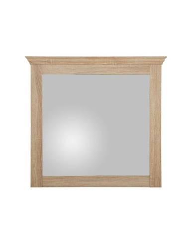 Nástenné zrkadlo v dubovom dekore Støraa Bruce