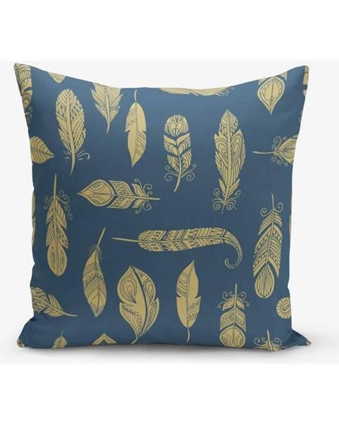 Minimalist Cushion Covers Obliečka na vankúš s prímesou bavlny Minimalist Cushion Covers Tuy, 45×45 cm