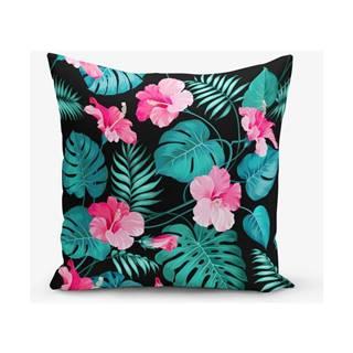 Obliečka na vankúš s prímesou bavlny Minimalist Cushion Covers Edenia, 45×45 cm