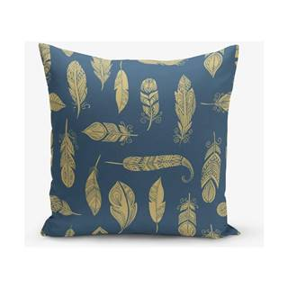 Obliečka na vankúš s prímesou bavlny Minimalist Cushion Covers Tuy, 45×45 cm