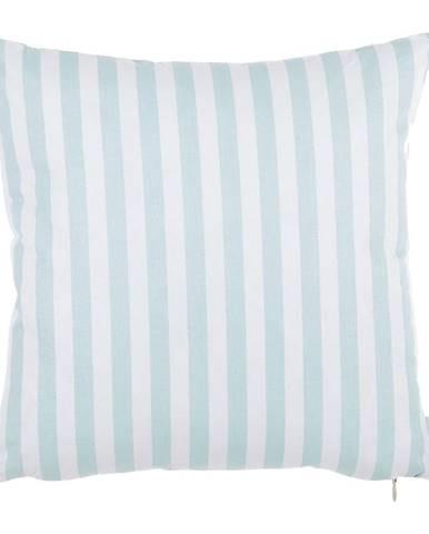 Modrá bavlnená obliečka na vankúš Mike&Co.NEWYORK Tureno, 35 x 35 cm