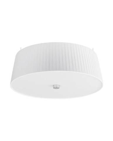 Biele stropné svietidlo Sotto Luce KAMI, Ø 36 cm