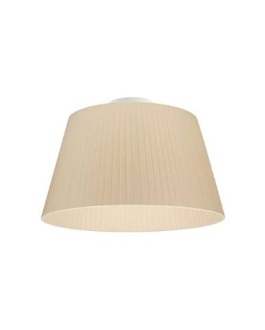 Krémovobiele stropné svietidlo Sotto Luce KAMI CP, Ø 36 cm