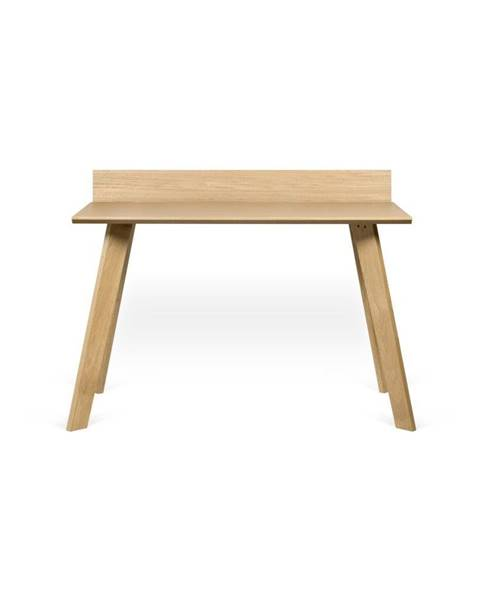 TemaHome Písací stôl v dekore dubového dreva TemaHome Loft