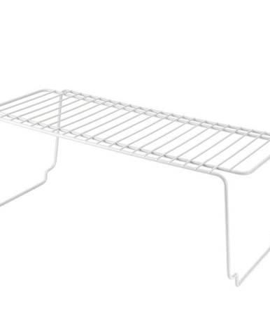 Skladacia polica Metaltex Bridge, šírka 45 cm