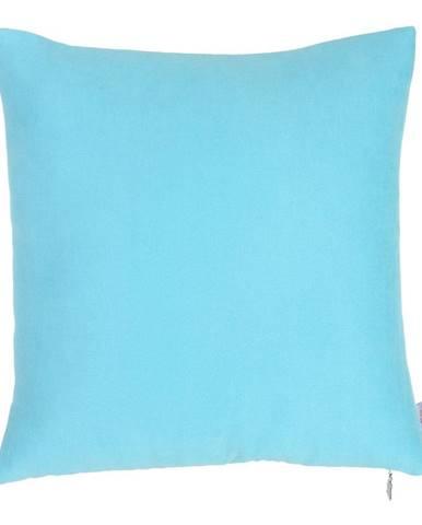 Svetlomodrá obliečka na vankúš Mike&Co.NEWYORK, 43 × 43 cm