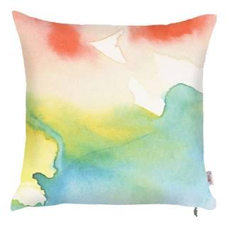 Obliečka na vankúš Mike&Co.NEWYORK Colourful, 43 × 43 cm