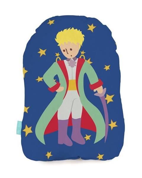 Mr. Fox Bavlnený vankúšik Mr. Fox Le Petit Prince, 40×30cm