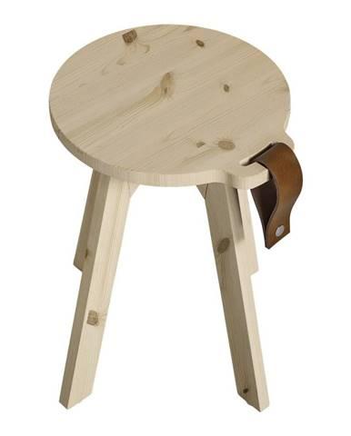 Odkladací stolík Karup Design Country Natur
