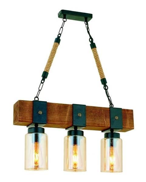 Beacon Závesné svietidlo z hrabového dreva Simona