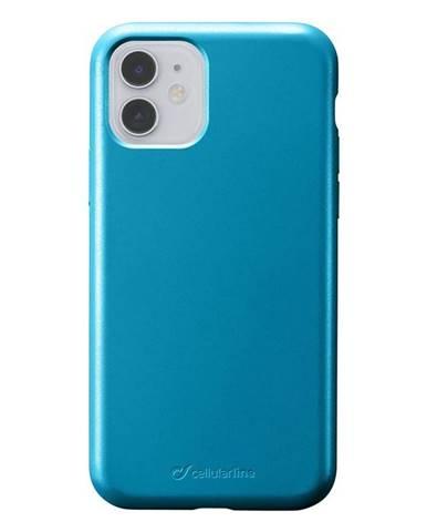 Kryt na mobil CellularLine Sensation Metallic na Apple iPhone 11