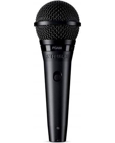 Mikrofón Shure PGA58-XLR-E